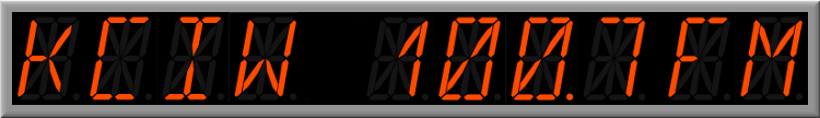 100.7 FM