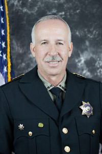 Curry County Sheriff John Ward