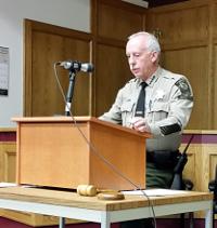 Sheriff John Ward