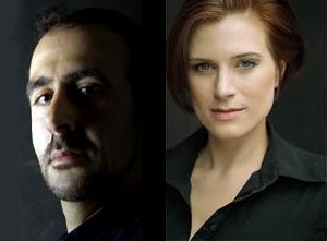 Baritone Anton Belov and Mezzo-soprano Hannah Penn