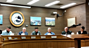Brookings City Council Meeting