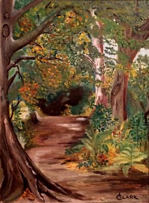 Angela Ewing Painting