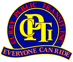 Curry Public Transit Logo