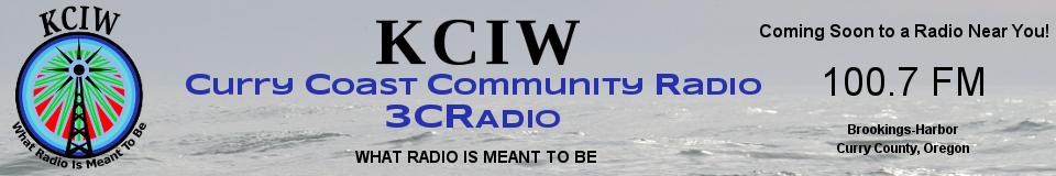 KCIW Curry Coast Community Radio