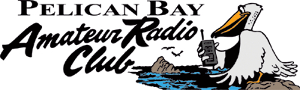 Pelican Bay Ameture Radio Club Logo