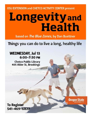 Longevity and Health