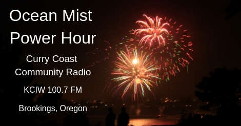 Ocean Mist Power Hour: Fighting Blues With Greens