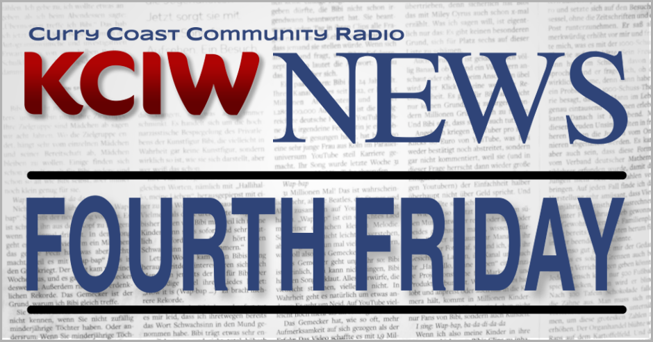 Fourth Friday – January 24, 2020
