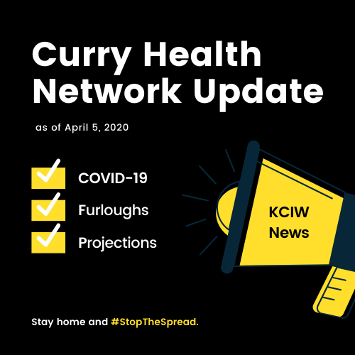 Curry Health Network Update