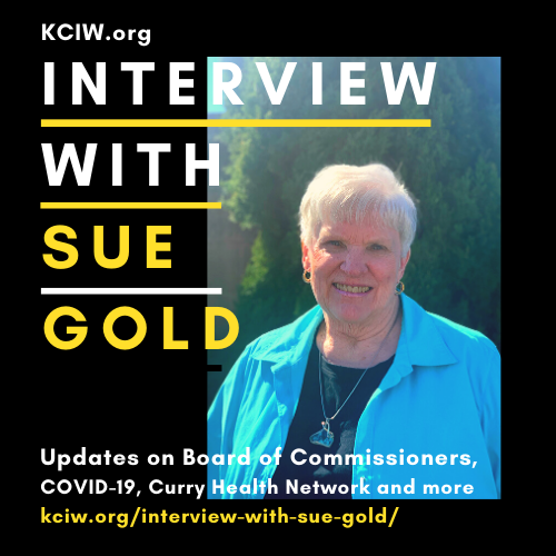Interview with Sue Gold