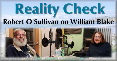 Reality Check: Robert O'Sullivan On William Blake