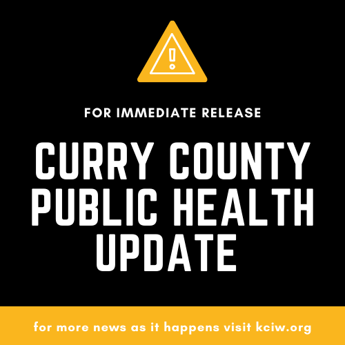 Three Confirmed Positive Cases of COVID-19 in Curry County