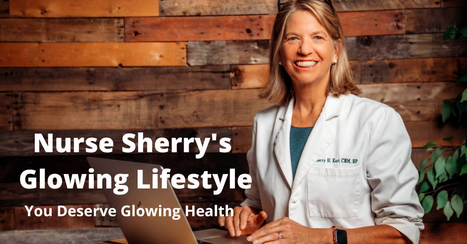 Nurse Sherry's Glowing Lifestyle: Stress Reduction