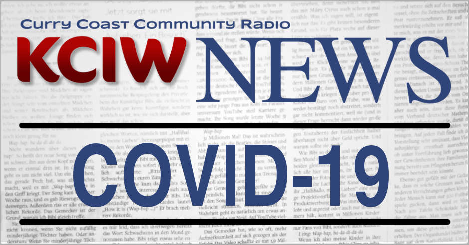 KCIW News: COVID in Curry County